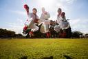 Alunos de educação física são campeões paulistas de karatê