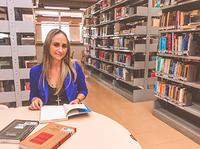 Alunos de letras-língua portuguesa participam de encontro de estudos