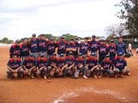 Alunos de Lins integram equipe de beisebol
