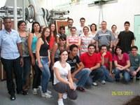 Alunos de química-licenciatura visitaram Planetário e Observatório