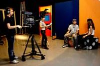 Alunos de rádio e TV participam de jornal da TV Cultura SP