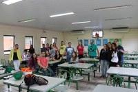 Alunos de três cursos da FGN participam de visita técnica