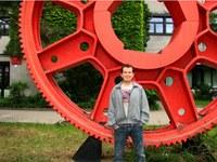 Alunos do campus Santa Bárbara participam de pesquisa na Alemanha