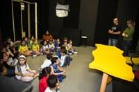 Alunos do colégio Épico de Piracicaba visitaram campus Taquaral