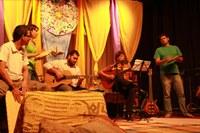 Alunos do curso de música promovem encontro de bandas de MPB