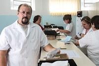 Alunos e docentes de farmácia realizam prevenção contra o diabetes