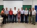 Alunos e docentes do PPGA recebem profa. da Inglaterra