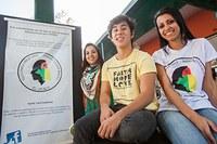 Alunos promovem ações voluntárias no projeto NI/Comex Feliz 2013