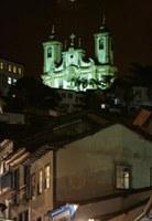 Alunos visitam cidades históricas de Minas Gerais