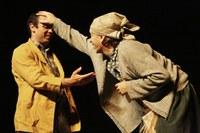 Andaime conquista prêmios em festival estadual de teatro
