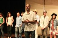 Andaime é premiado na Cooperativa Paulista de Teatro