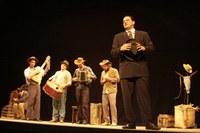 Andaime recebe três prêmios em Festival de Teatro de Tupã