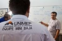Baja: Unimep é melhor colocada na prova de tração