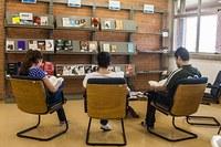 Biblioteca ganha novos espaços e seções para agradar aos leitores