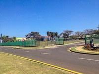 Campus Taquaral já tem grades e portões em 80% de área