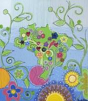 Campus Taquaral recebe obras da artista plástica Paula Pittia