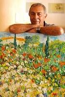 Centro Cultural recebe pinturas do catalão Isidro Cistaré