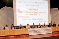 Cerca de 600 professores do fundamental participam de curso na Unimep