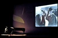 Cinepiano: uma mistura de cinema mudo e música ao vivo