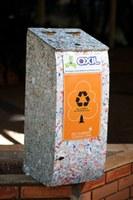 Coletores de reciclagem eletrônica são instalados em Santa Bárbarbara