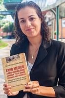 Com diálogo entre direito e medicina, unimepiana lança 1ª obra