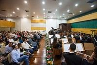 Comunidade celebra os 60 anos da Escola de Música