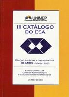 Coordenação de estágio supervisionado lança catálogo comemorativo