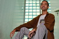 Coordenador do Andaime, Antonio Chapéu, recebe homenagem