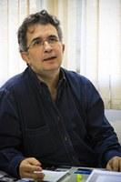 Coordenador do curso de história visita Fundação Romi