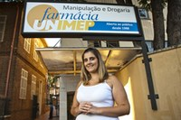Curso de farmácia oferece formação diferenciada