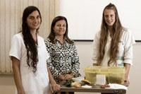 Curso de nutrição tem duas estudantes da Argentina