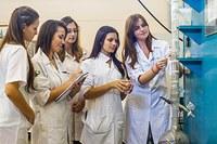 Curso processos químicos recebe conceito 4 do MEC