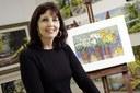 Denise Storer leva 'Cores da Primavera' ao campus Taquaral