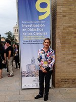 Docente da Facen participa de congresso na Espanha