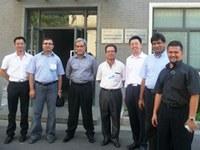 Docente da pós em engenharia participa de congresso na China