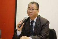Docente ministra palestra no Fórum Nacional de Educação
