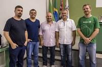 Docentes do curso de PP apresentam parceria com a Imaflora