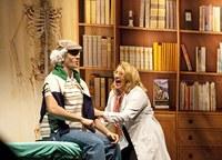 Doutor 2 é encenado no palco do Teatro Unimep