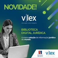 Educação Metodista disponibiliza aos alunos do curso de Direito ferramenta vLex de Informação Jurídica Inteligente