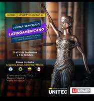 Educação Metodista participa de Seminário Latinoamericano de Direitos Humanos e Direito Constitucional
