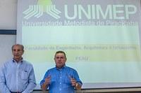 Empresários e autoridades visitam o campus Santa Bárbara d´Oeste