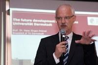 Encontro com reitor da Alemanha busca ampliar parceria internacional