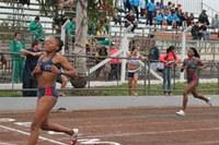 Equipe de atletismo é composta por oito alunos de cursos distintos