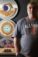 Esculturas em cerâmicas integram a programação no Taquaral