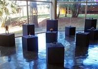 Esculturas em sucata do artista Palmeira é destaque no Taquaral