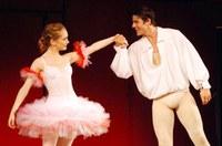 Espetáculo com Gianecchini e Camila Morgado: opção nos dias 25 e 26