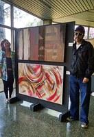 Estilos contemporâneo e figurativo integram mostra no campus Taquaral