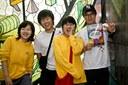 Estudantes coreanos ficam hospedados na Unimep