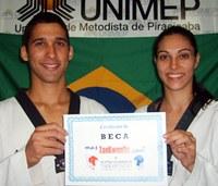 Estudantes da Unimep ganham bolsa para treinar na Espanha