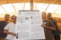 Estudantes de química-licenciatura apresentam pesquisas em Araraquara
